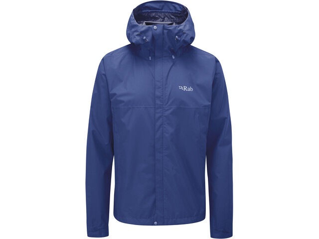 Rab Downpour Eco Jacket Men, nightfall blue